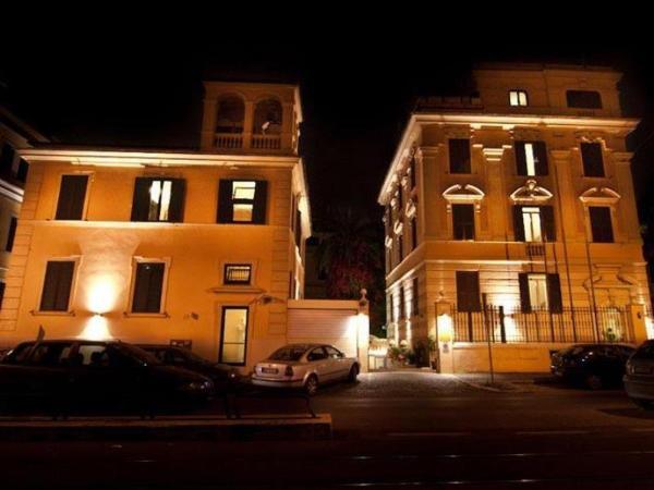 Hotel Center 1 2 Rome