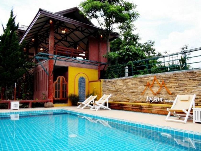Insda Chiang Mai Resort อินสดา เชียงใหม่ รีสอร์ท