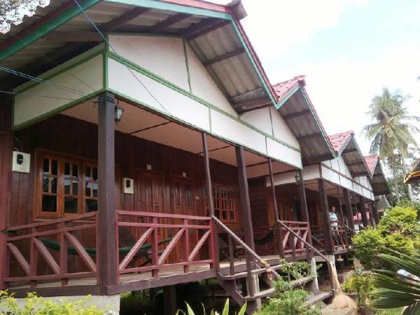 Khao Pheng Guesthouse Muang Khong