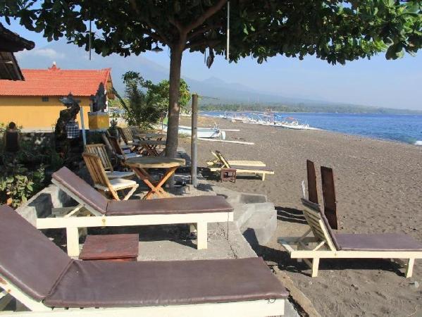 Volcano Beach Bungalow Bali