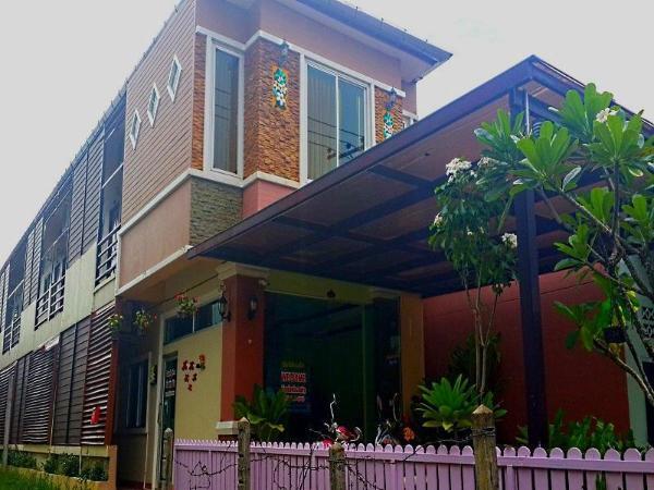 Baan Pruksa Guesthouse Phang Nga