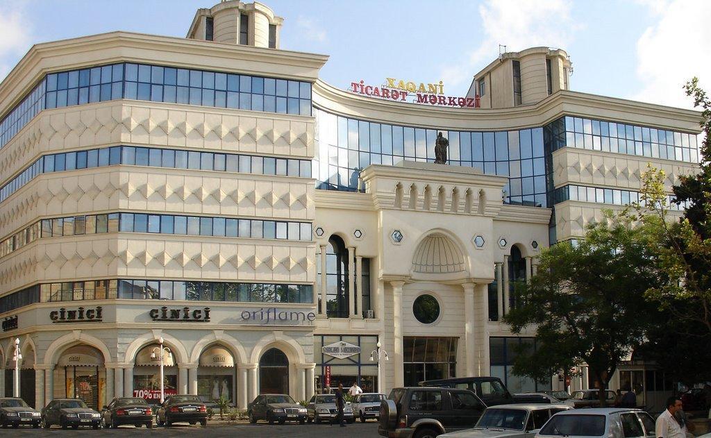Khaghani Center Hotel