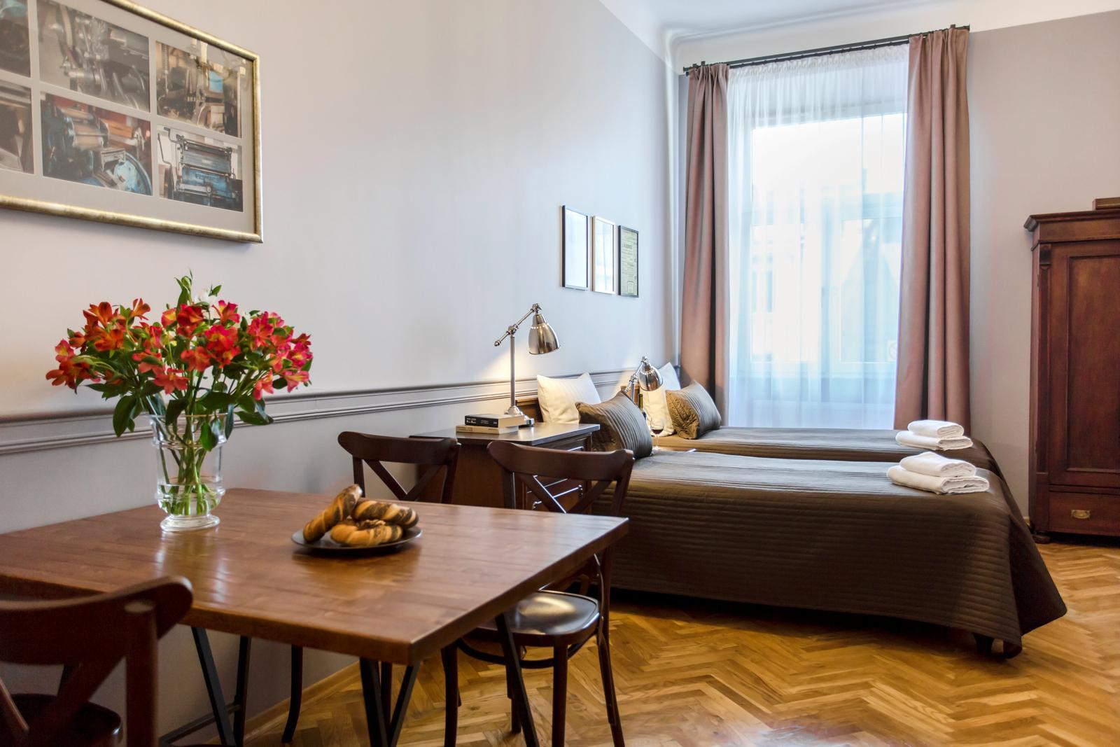 Scharffenberg Apartaments in Cracow
