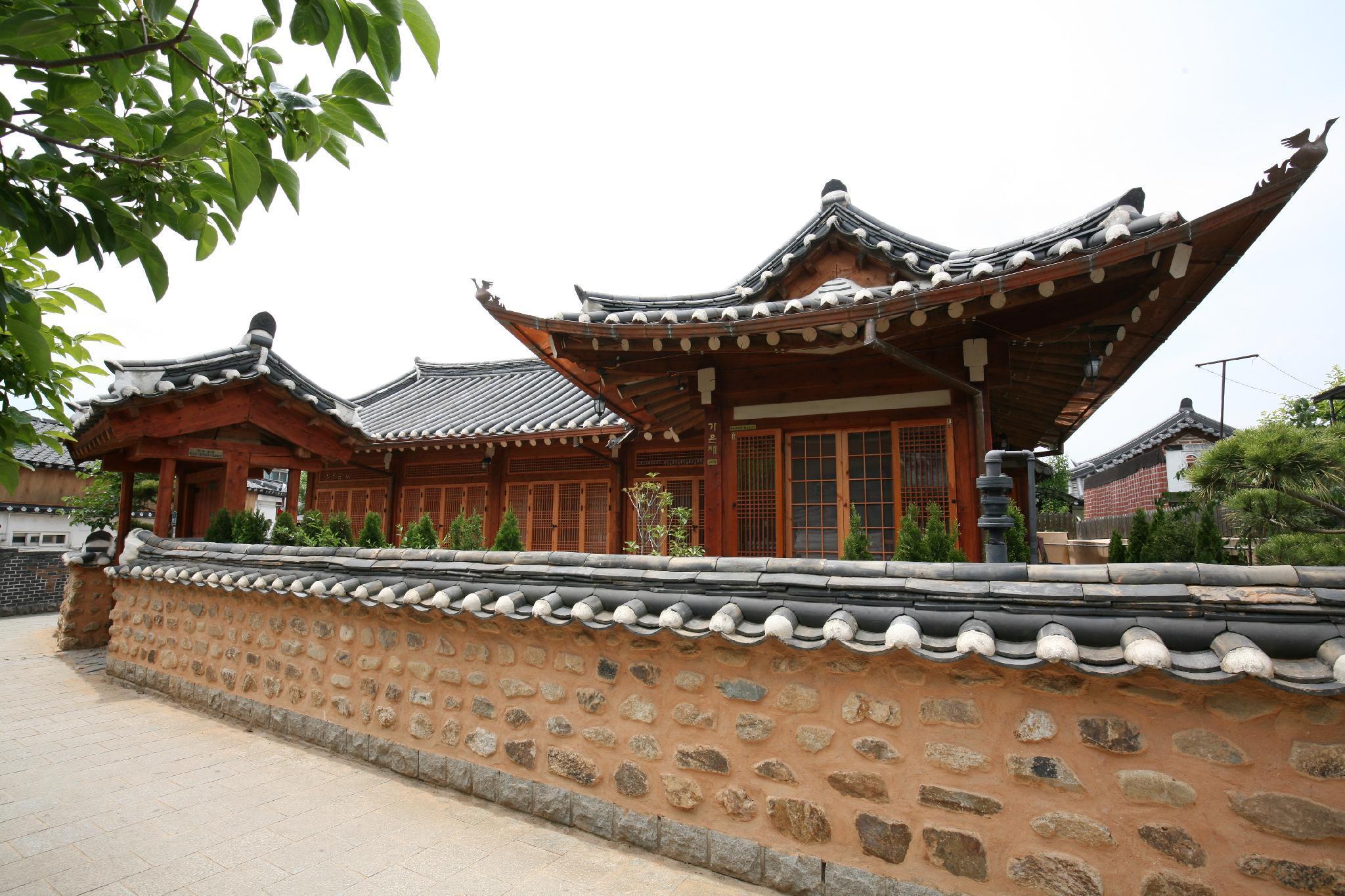 Gaeunchae Hanok Guesthouse Jeonju 2