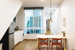 [スクンビット]アパートメント(80m2)  2ベッドルーム/2バスルーム 2B2B near MRT Sirikit, BTS Phrompong (2nd Fl)