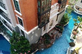 Espana Condo Resort Jomtien pattaya อพาร์ตเมนต์ 1 ห้องนอน 1 ห้องน้ำส่วนตัว ขนาด 24 ตร.ม. – หาดจอมเทียน