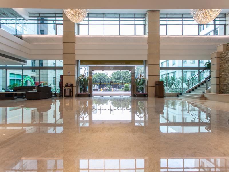 Huashi Hotel 4