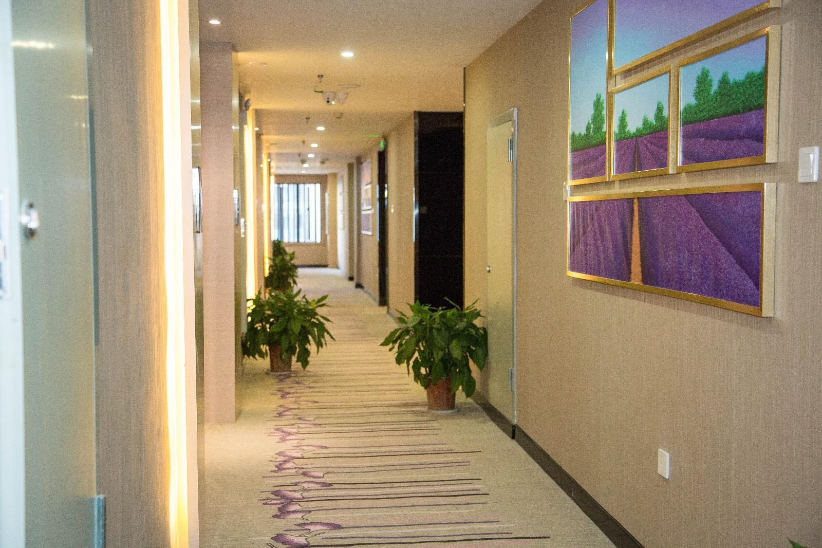 Lavande Hotels Xianning Tonghui Plaza