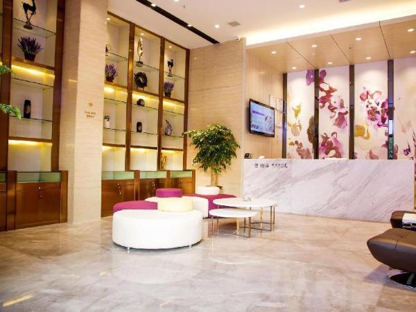 Lavande Hotels Shiyan Sanyan Shiyan