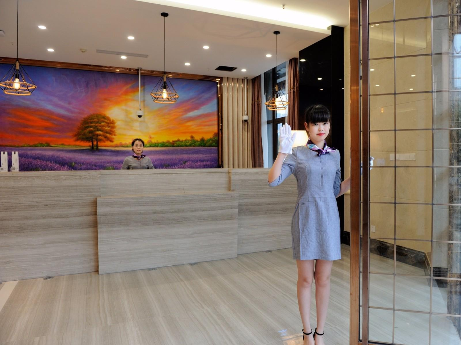 Lavande Hotels Shanghai Jiading Xincheng Stadium