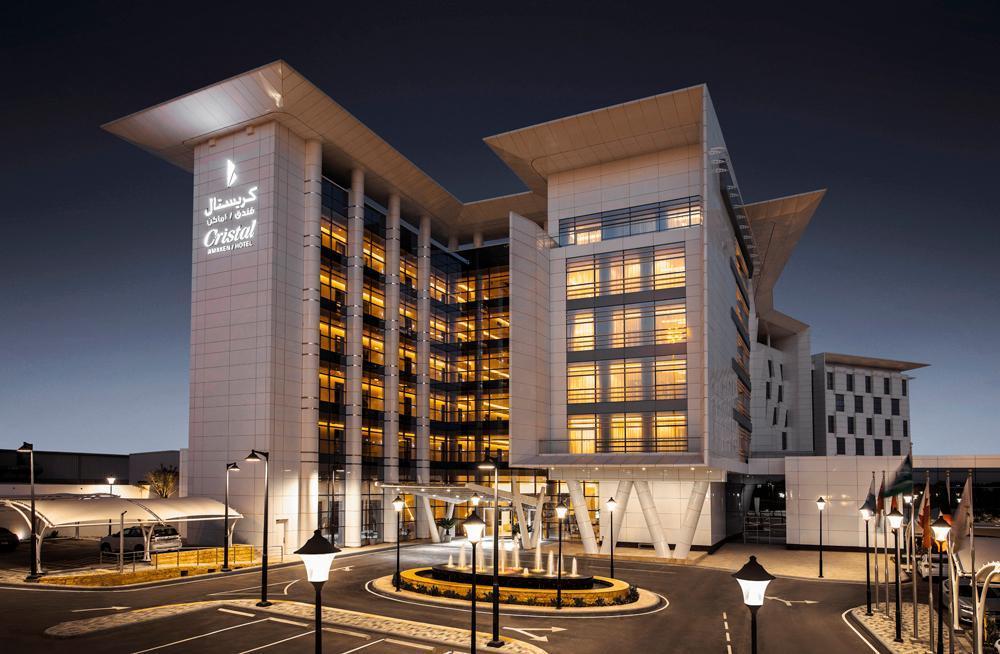 Cristal Amaken Hotel