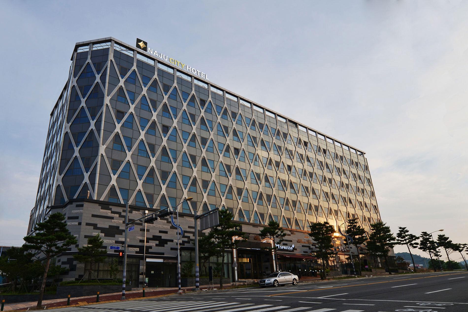 Naju City Hotel