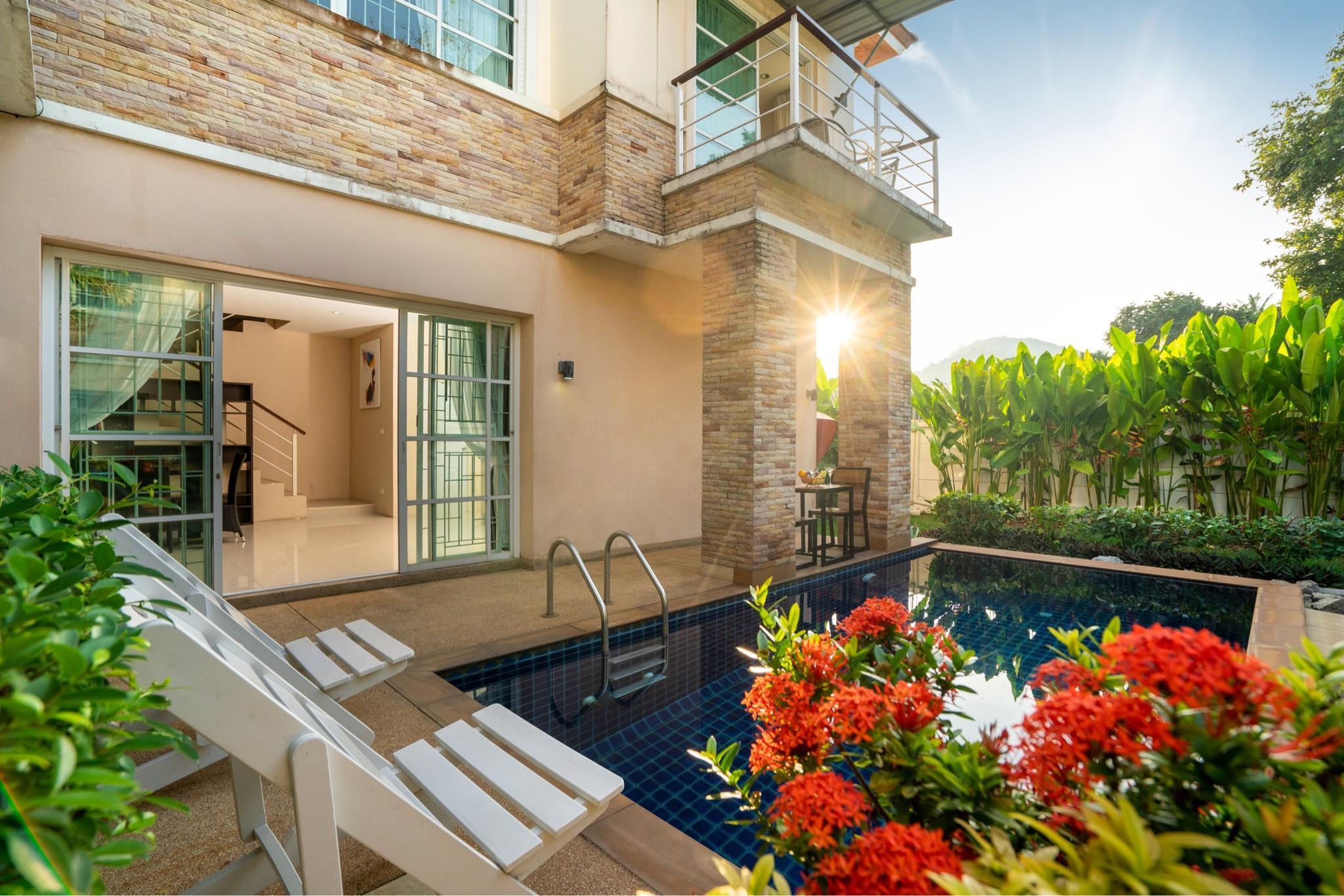 Great Relaxing Villa In Rawai