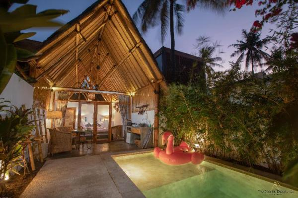 The Bambu Huts Lombok