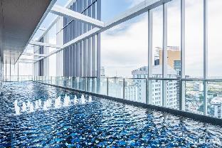 Marvelous STU & Sky pool BTS Phromphong nearby อพาร์ตเมนต์ 1 ห้องนอน 1 ห้องน้ำส่วนตัว ขนาด 28 ตร.ม. – สุขุมวิท