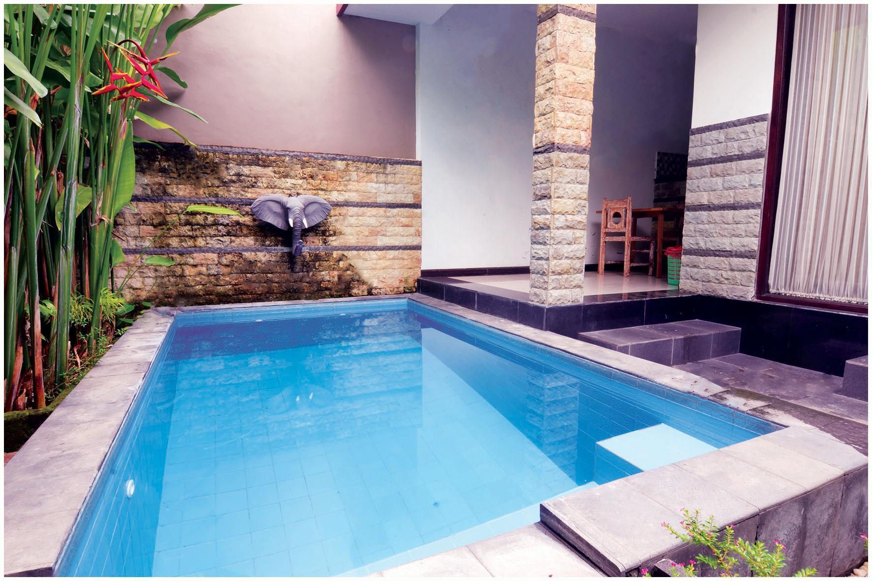 Nini Negari Villa    1 With Private Pool