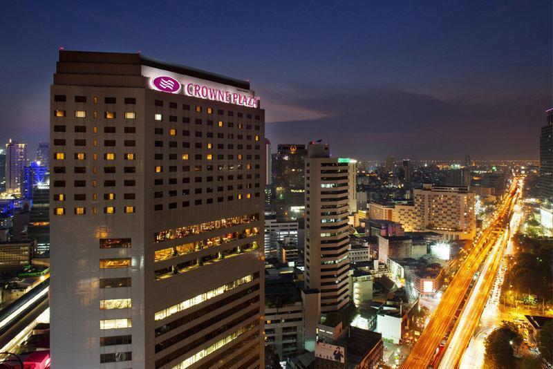 Crowne Plaza Bangkok Lumpini Park (SHA Certified)