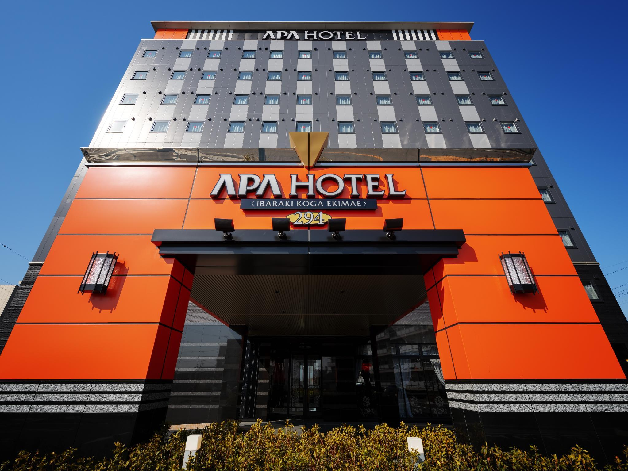 APA Hotel Ibaraki Koga Ekimae