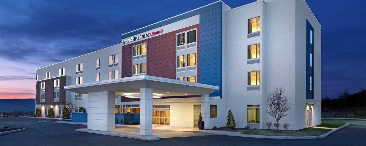 SpringHill Suites New York Queens/Jamaica