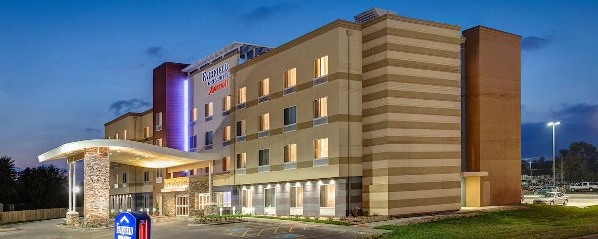 Fairfield Inn And Suites Augusta Washington Rd. I 20