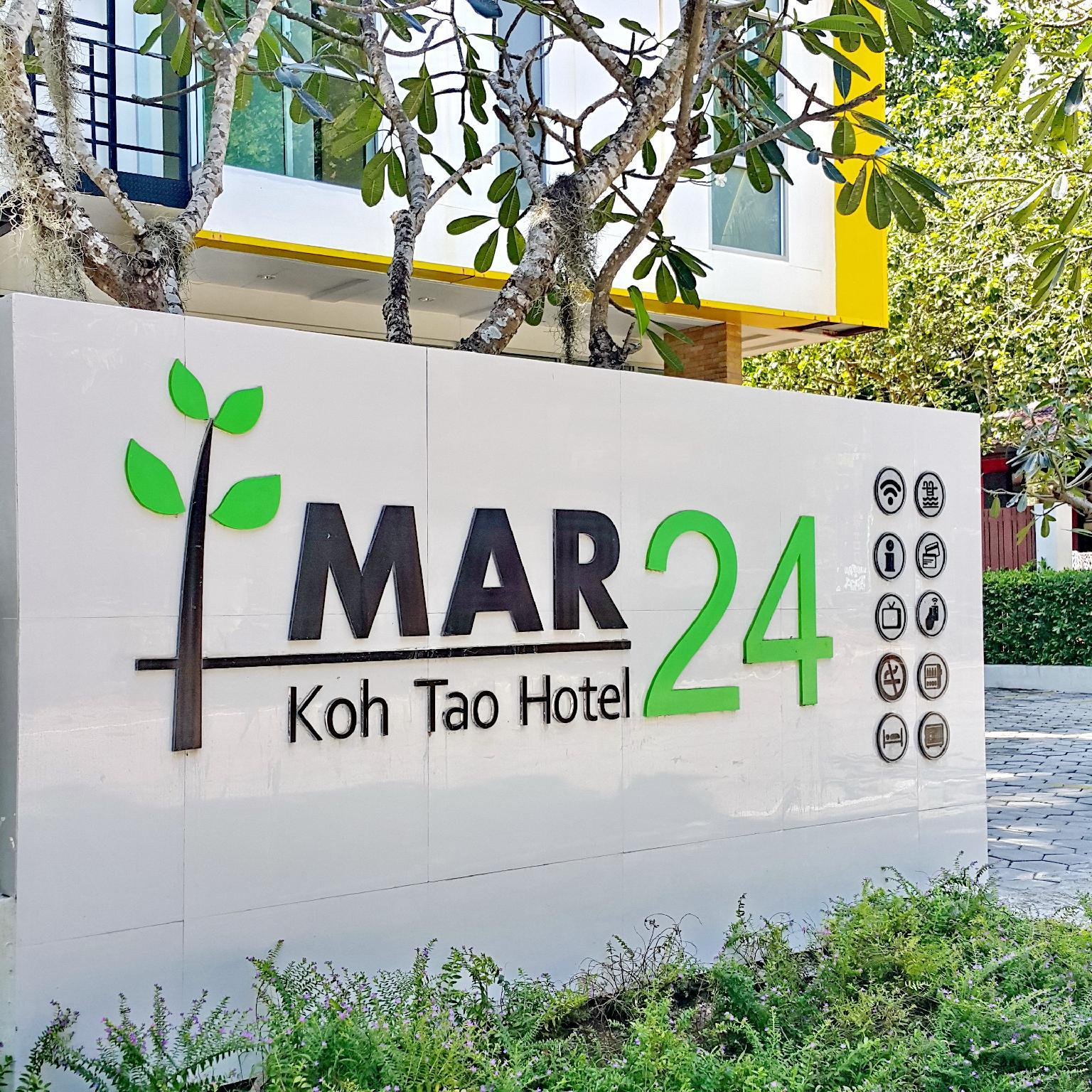 Mar24 Koh Tao Hotel