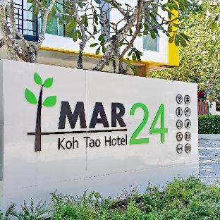 MAR24 コタオ ホテル Mar24 Koh Tao Hotel