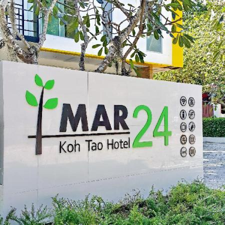 Mar24 Koh Tao Hotel Koh Tao