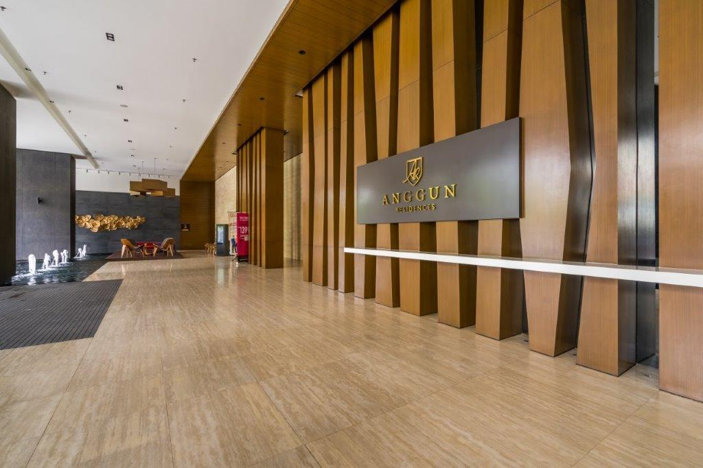 Anggun Residences Serviced Suites