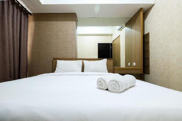 Graceful 1BR Casa De Parco Apartment Tangerang