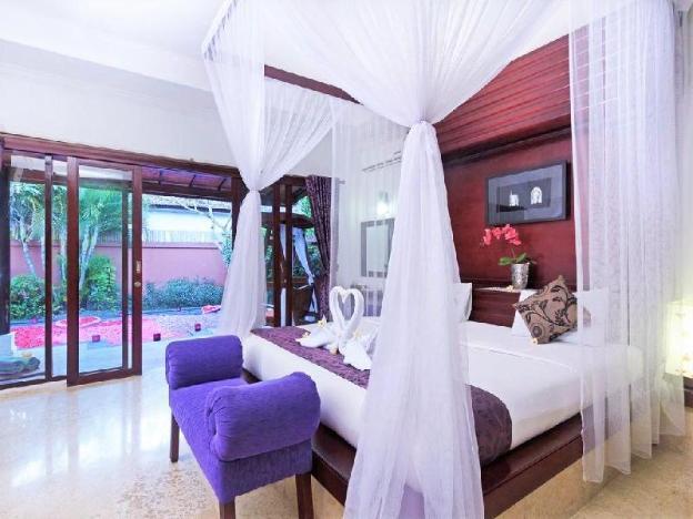 Honeymoon 1BR Private Pool Villa In Kuta