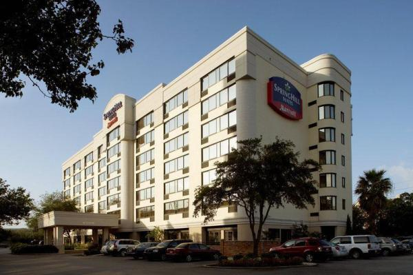 SpringHill Suites Houston Medical Center NRG Park Houston