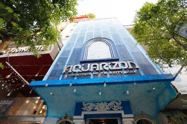 Aquarizon Boutique Hostel & City Bar Ho Chi Minh City