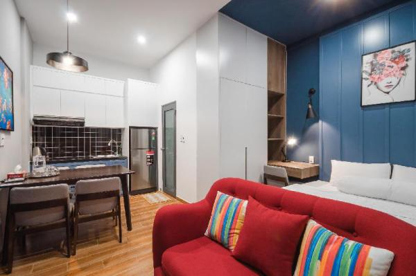 Japanese Town @Brand New Spacious Deluxe Studio GF Ho Chi Minh City
