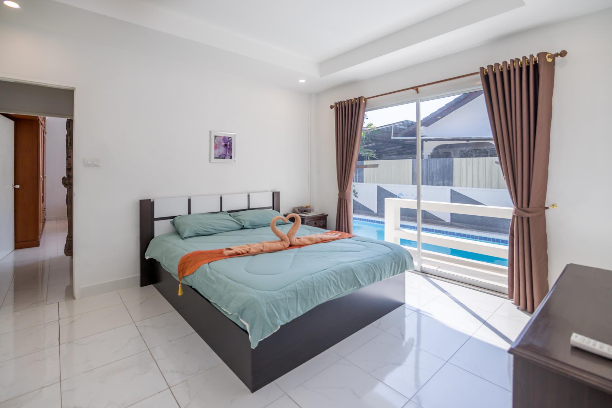 Affordable luxury resort in Central Pattaya วิลลา 4 ห้องนอน 4 ห้องน้ำส่วนตัว ขนาด 500 ตร.ม. – พัทยาใต้