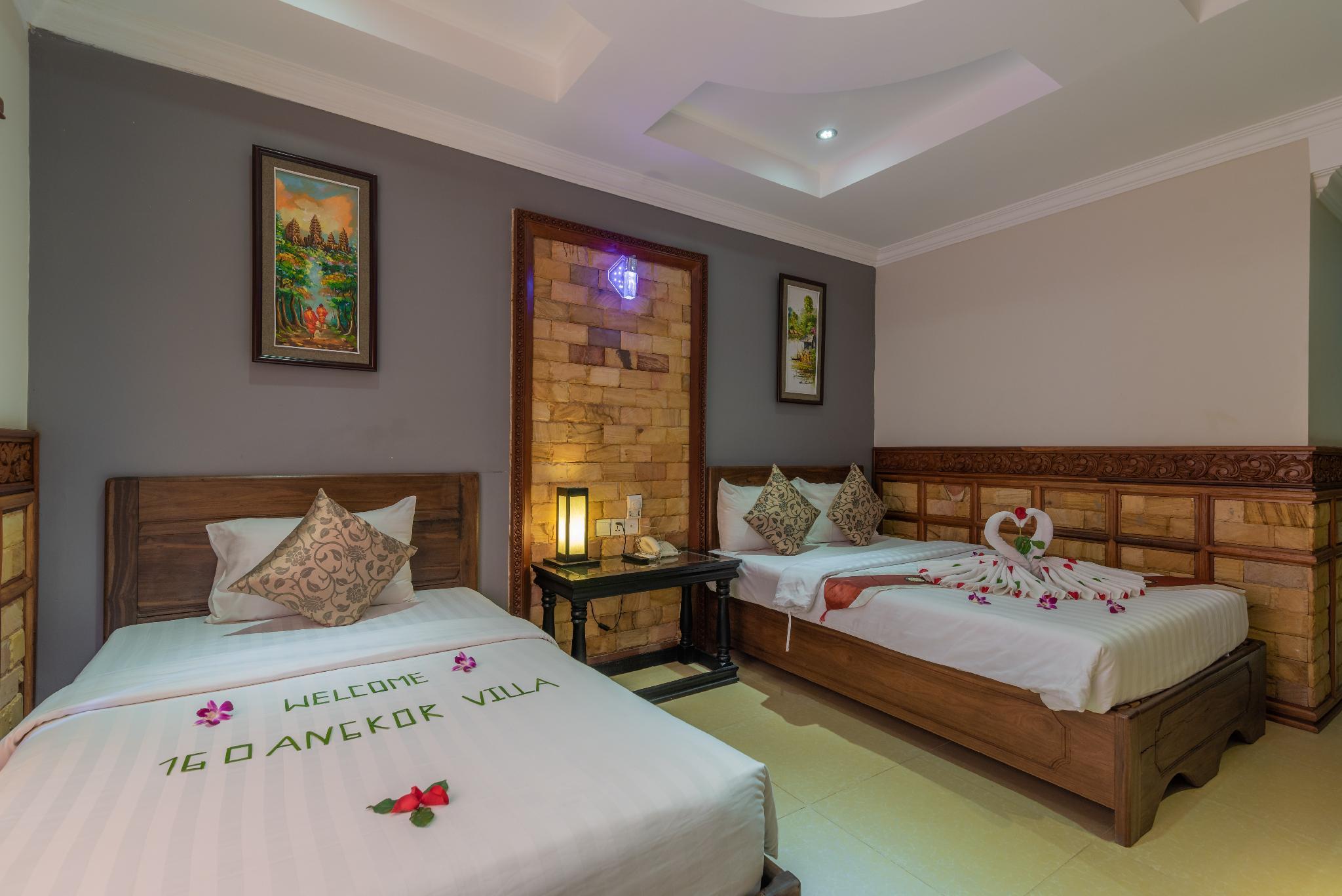 160 Angkor Villa