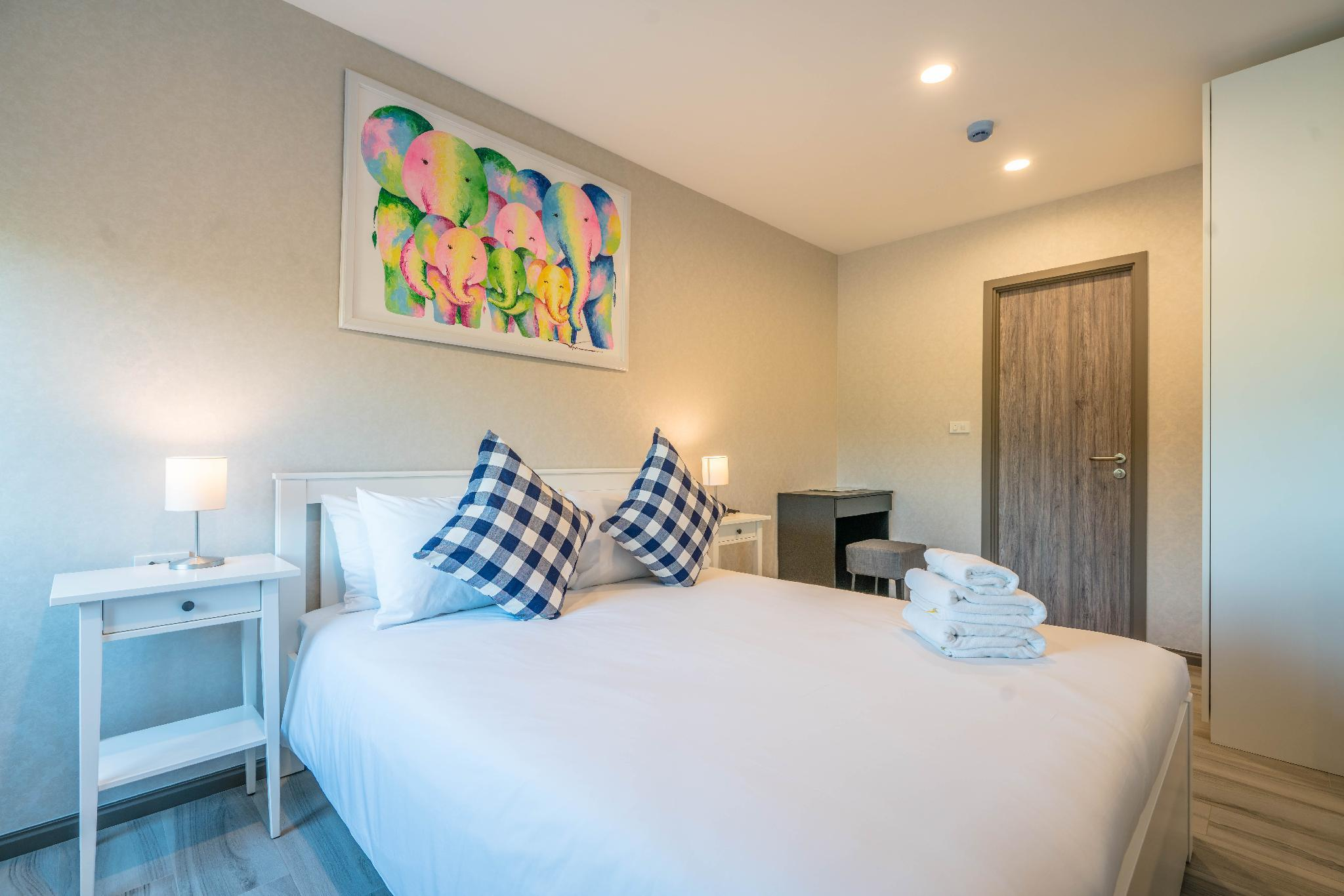 1 BDR Apartment 250M. To Nai Yang Beach