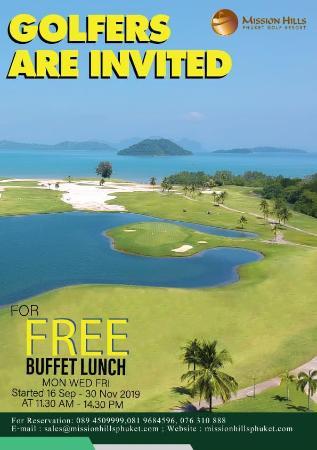 Mission Hills Phuket Golf Resort Phuket