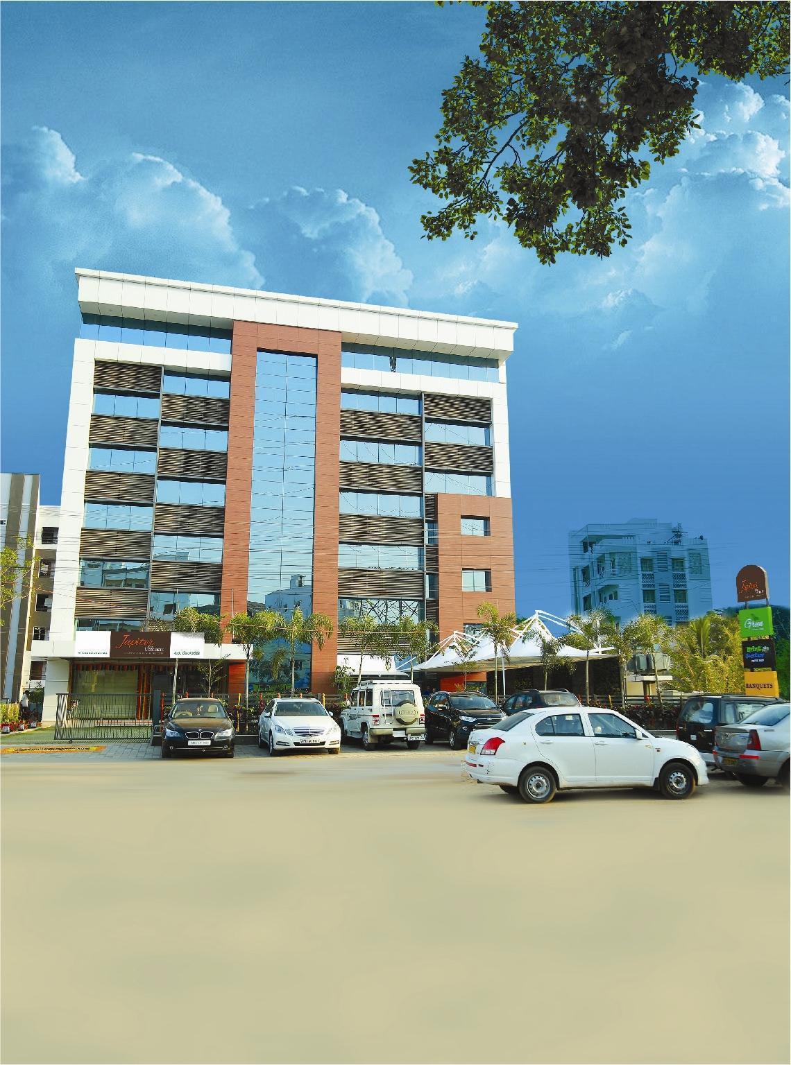 Hotel Mint Jupiter Hitec City