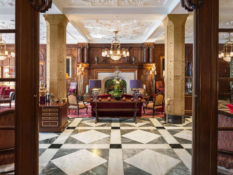 Fairmont Hotel Vier Jahreszeiten