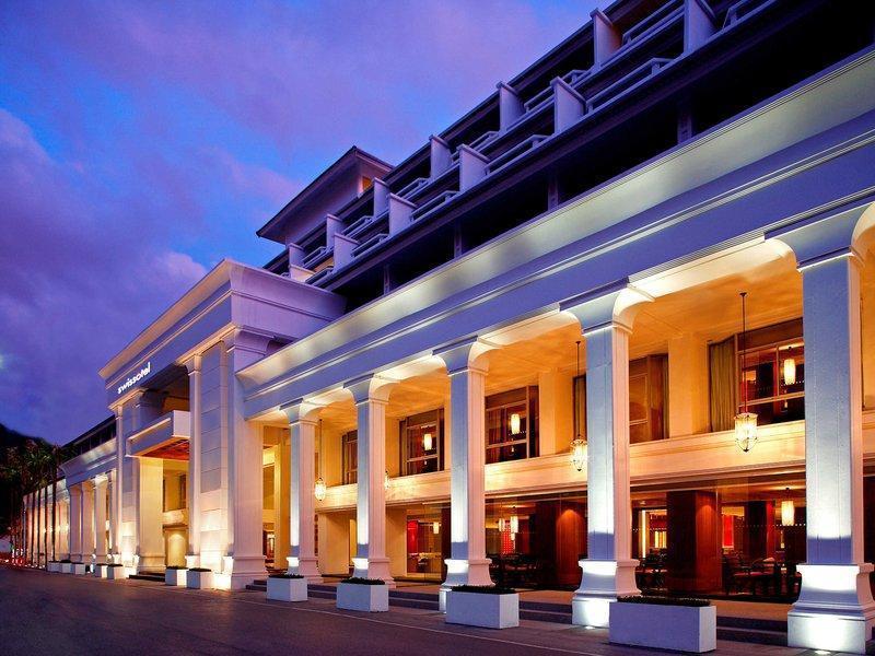 Swissotel Resort Phuket Patong Beach สวิสโซเทล รีสอร์ต ภูเก็ต ป่าตอง บีช