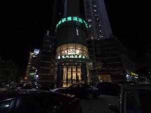 Greentree Alliance Shenzhen Nanshan Taizi Branch Hotel