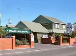 關於193奧蘭吉馬諾爾汽車旅館 (193 Aorangi Manor Motel)