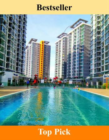 Shah Suites (Vista Alam Apartment Homestays) Shah Alam
