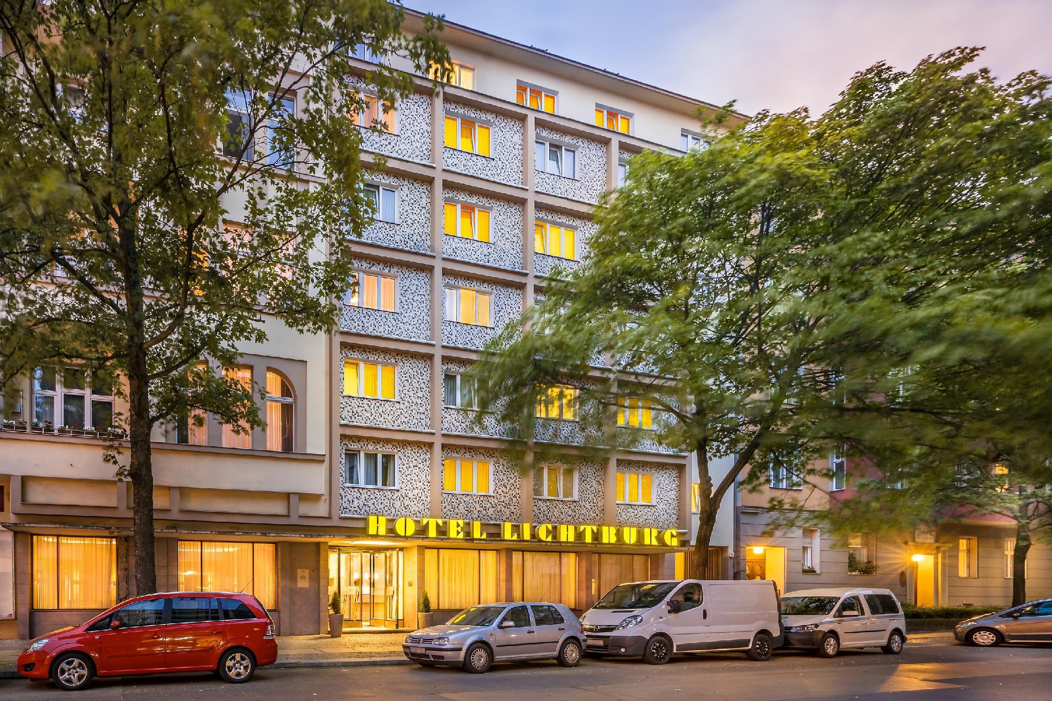 Novum Hotel Lichtburg Am Kurfuerstendamm