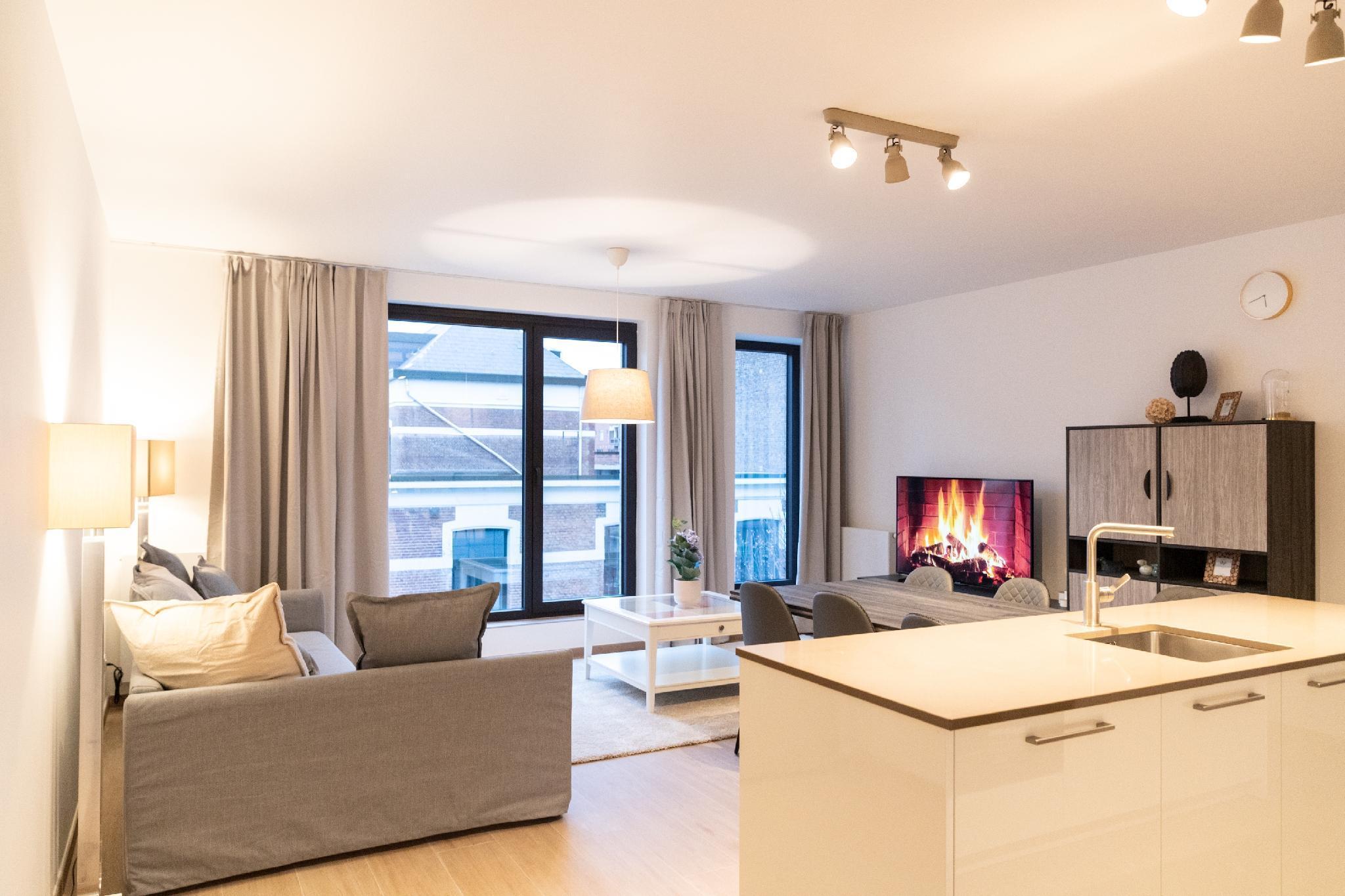 Furnished Flats Near Antwerp City Center