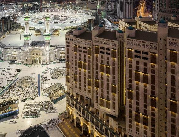 Makkah Hilton Towers Mecca