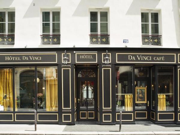 Hotel Da Vinci Paris
