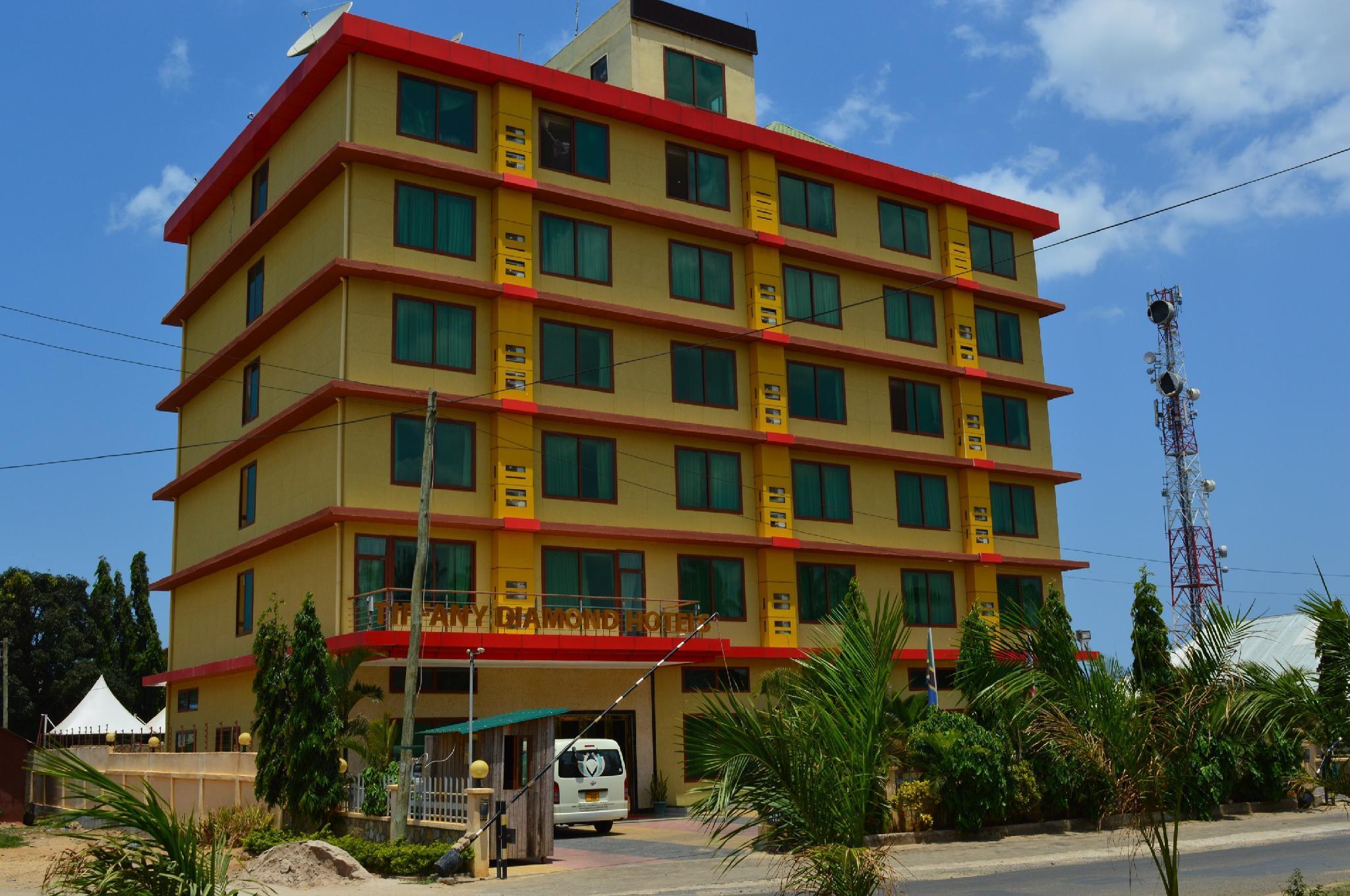 Tiffany Diamond Hotel Mtwara