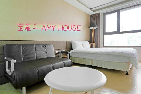 Amy House NTU Taipei Gongguan Loft#3 Taipei