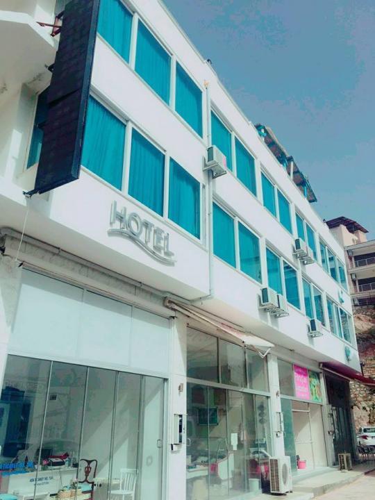 ARAS MARINA HOTEL CESME